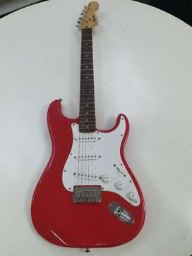 SQUIRER BULLET STRATOCASTER ELECTRIC GUITAR BY FENDER