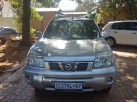 Used Nissan x-trail 2007 for sale