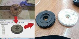 3D печать деталей, макетов, прототипов. 3d моделирование
