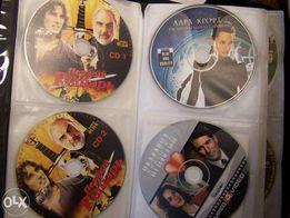 Компакт-диски (музыка, фильмы, мульты, игры, для дома, семьи)