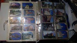 Karty telefoniczne ponad 500szt