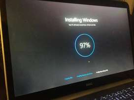 Install, Upgrade or Repair Windows OS