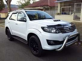 2015 Toyota Fortuner 3.0 D4D Automatic