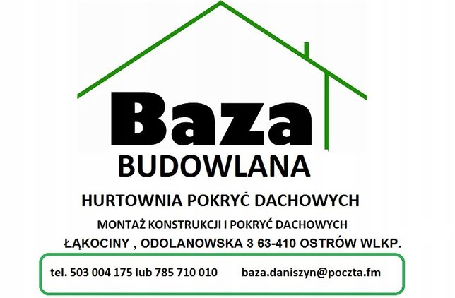 Blachodachówka SPEKTRUM Ostrów Wlkp. Krotoszyn Milicz Łąkociny - image 2