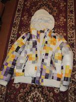 фирменная женская куртка