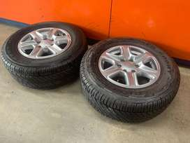 """17"""" ranger EACH mag and tyre"""