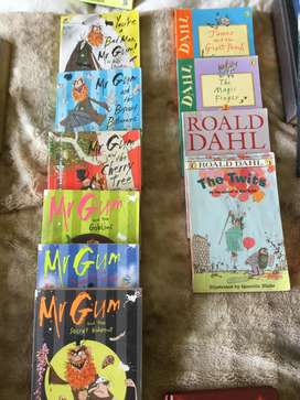 Various kids book collections. International authors. Teenager