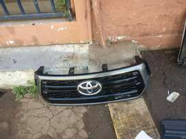 Toyota helix gd 6 grill