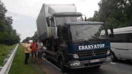 Эвакуатор в Виннице: Мерседес Атего 818, до 6т.