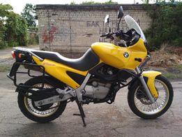 Мотоцикл - BMW F650