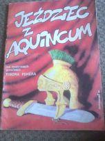 Jeździec z Aquincum komiks z 1990