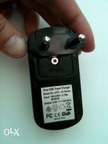 Сетевое зарядное USB-устройство iPod USB Trevel Charger