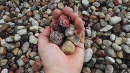 Otoczka, kamień płukany, żwir