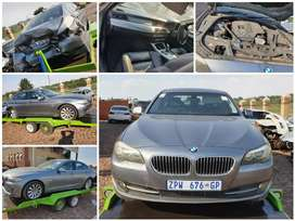 BMW F10 528i N52 SPARE PARTS