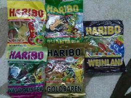 Желейные конфеты Haribo (мишки) (200 грамм) (Германия)