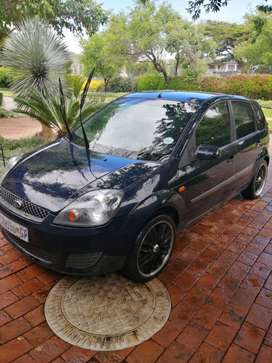 Ford Fiesta for sale by owner R55000 negotiable.