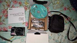 Продам Фотоапарат Nikon Coolpix L28 Black (VNA351E1) + сумочка