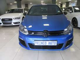 2012 Volkswagen Golf 6R 2.0 Engine Capacity