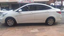 Hyundai Accent 1.6 in excellent condition  available now