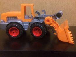 Срочно трактор с прицепом отличного качества! WADER 750 руб