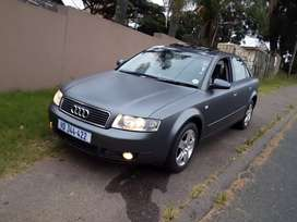 Audi A4 1.8turbo for sale