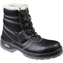 Зимние рабочие ботинки DELTA PLUS JUMPER2 S3 FUR High SRC