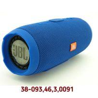Портативная bluetooth колонка спикер JBL Charge 3 Синий