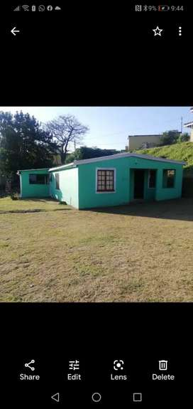 House for rent in Klaarwater,  Marianhill. Immaculate condition