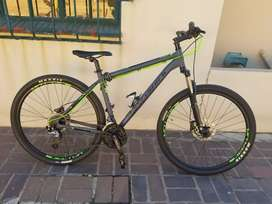 Silverback 29 inch bycicle