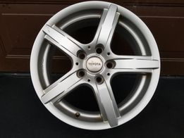 Felgi Toyota RAV4 RC D10 6.5j x 16 114.3 ET39