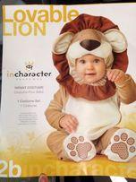 Волшебный костюмчик льва для Вашего любимого малыша