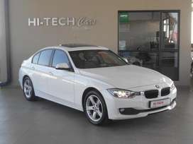 2014 BMW 320D AUTO F30 WITH 114000KMS