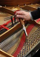 Профессиональная настройка пианино или рояля.