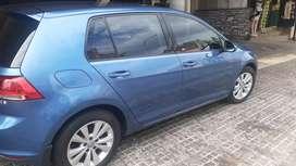Volkswagen golf 7 TSI blue  motion in excellent condition