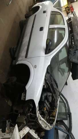 Am Stripping opel Astra 1.6(CL 16) 2004