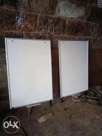 8' BY 4' White Boards for Sale 0