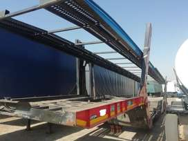 Used Clayton 8 Car Carrier Trailer for sale