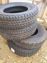 Image of Fiat bakkie for sale and tyres
