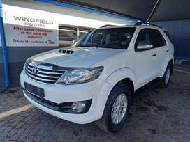 TOYOTA FORTUNER 2.5D-4D RB A/T