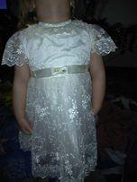 Нарядное платье на 1