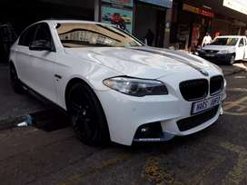 2015 BMW 520D, AUTOMATIC DR, SUNROOF