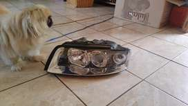 Headlights for audi s3