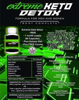 Body Complete EXTREME FAT BURNER