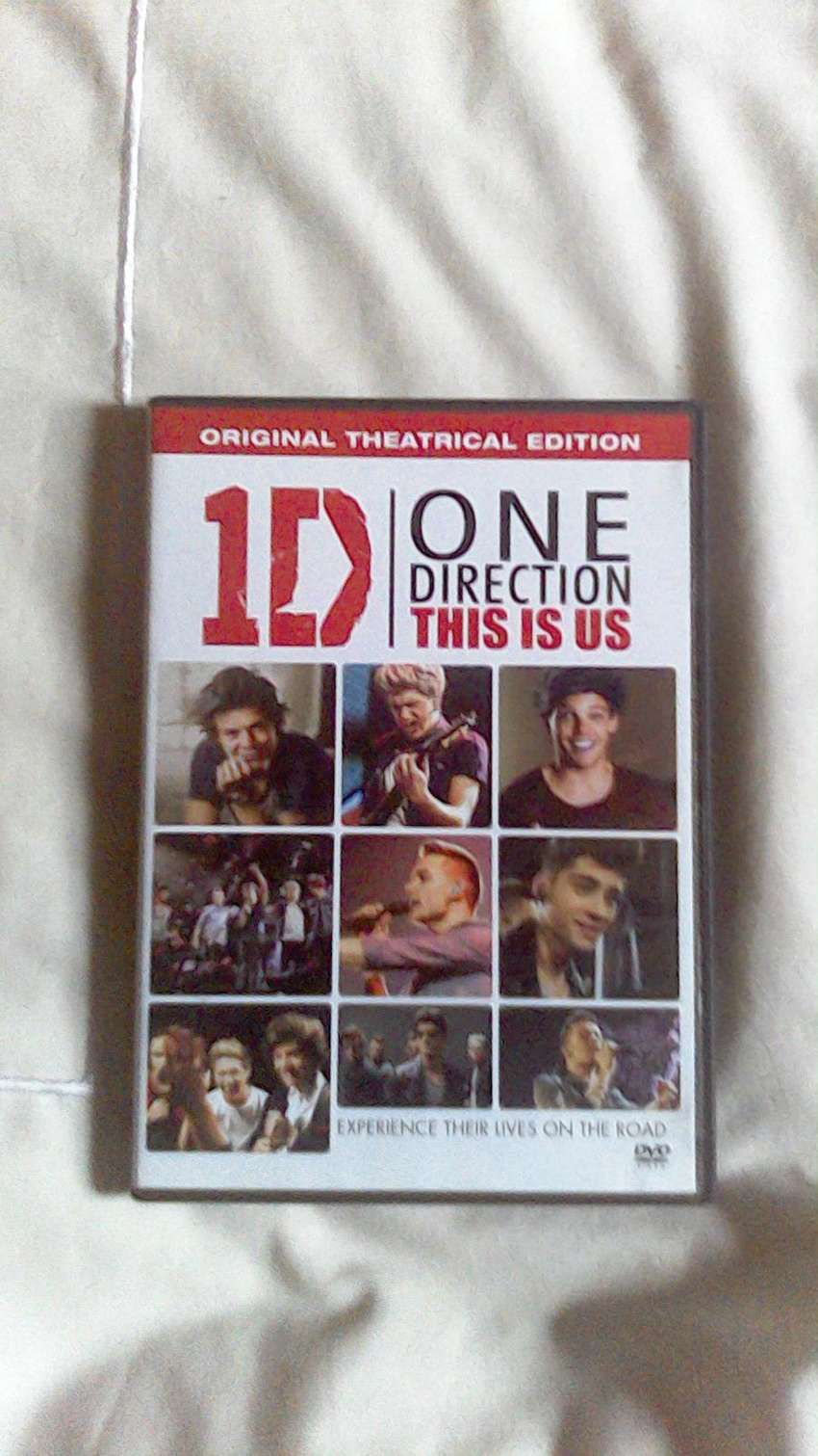 One Direction: This Is Us - DVD 0