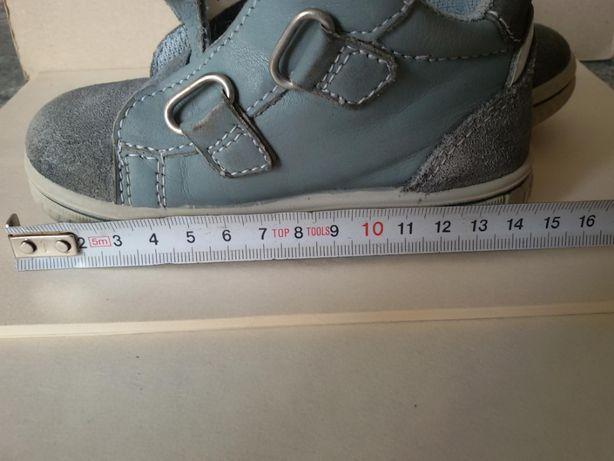 Кожаные ботиночки для малыша Днепр - изображение 5