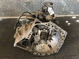 TOYOTA YARIS 5SPD GEARBOX FOR SALE!!!