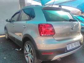VW POLO CROSS 1.6