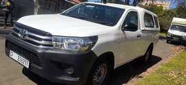 TOYOTA HILUX GD6 LONG BASE WITH CANOPY AND SERVICE BOOK