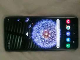 I'm selling  my Samsung  s9 plus very clean no creck