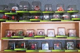 Collection of (68) tractors
